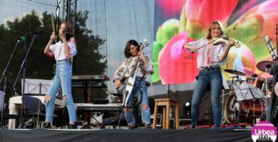 FOTO-VIDEO:  Sărbătoarea Muzicii 2017, la Alba Iulia. Concert extraordinar cu cu Ovidiu Lipan Țăndărică, Mircea Baniciu și Cvartetul Amadeus în Piaţa Cetăţii