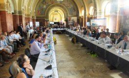 FOTO: Ședinţa Comitetului de Monitorizare al POR 2014-2020, la Sala Unirii de la Alba Iulia. Dezbateri și soluții pentru simplificarea procedurilor de lucru