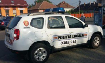 Municipiul Sebeș: În dotarea Poliției Locale Sebeș nu se află autovehiculul inscripționat greșit