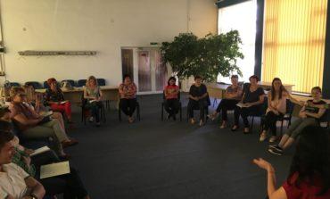 FOTO: 20 de specialiști din cadrul DGASPC Alba au participat la o sesiune de formare de bază în domeniul drogurilor