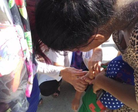 DSP Alba: Acoperirea vaccinală împotriva rujeolei în județul Alba a crescut la 92,13%