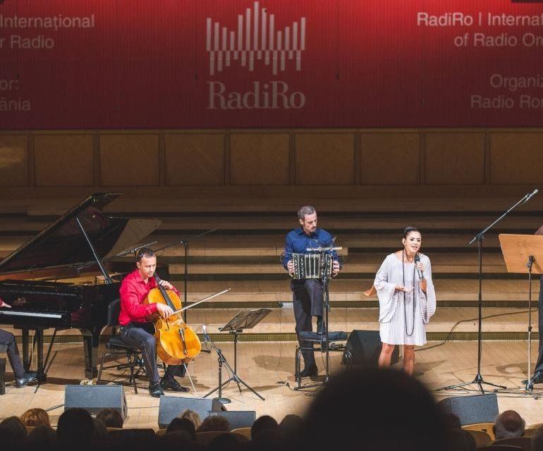 (VIDEO) 24 IUNIE: Tango în Piaţa Cetăţii, cu Analia Selis şi alţi artişti, la Sărbătoarea Muzicii 2017