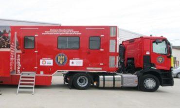SÂMBĂTĂ: Caravana SMURD ajunge la Alba Iulia. Cursuri de pregătire pentru acordarea de prim ajutor în situații de urgență, în faţa Casei de Cultură a Sindicatelor