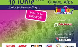 Sâmbătă: Junior Bike Race, ediția a treia, la Ciugud. Regulamentul şi programul competiţiei
