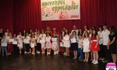 """23 – 25 iunie: Festivalul de muzică ușoară și folk """"Universul copilăriei"""", la Sebeș"""