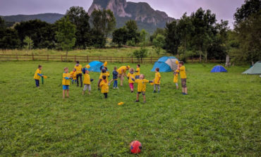 FOTO: Jurnal de tabără Junior Ranger Alba. Zeci de copii au participat la activități în aer liber la prima mini-tabără educațională