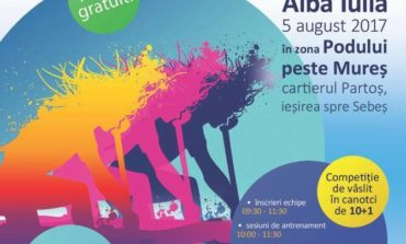 (SÂMBĂTĂ) Descoperă Rowmania la Alba Iulia: Ivan Patzaichin caută campioni la vâslit. Programul evenimentului