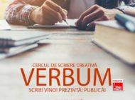 """JOI: Cercul de scriere creativă """"Verbum"""", a doua ediţie, la Biblioteca Judeţeană """"Lucian Blaga"""" Alba"""