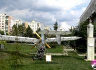 Marți: Macheta avionului Vlaicu2, scară 1/1, ajunge la Alba Iulia
