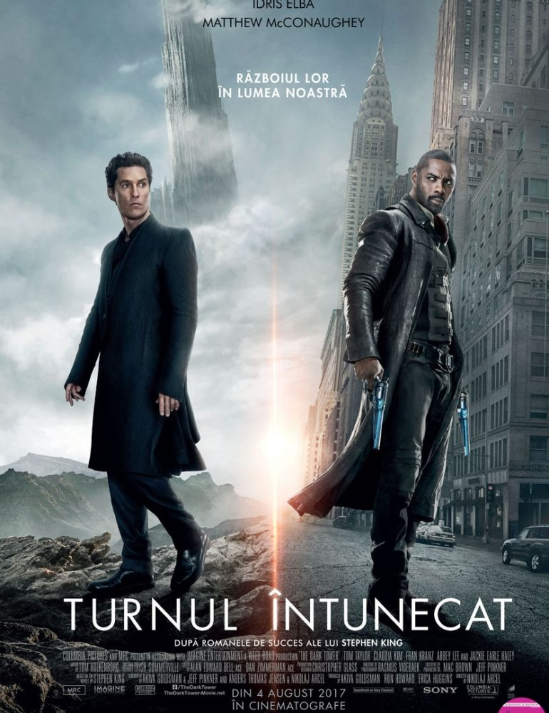 The Dark Tower [premieră la cinema din 4 August]