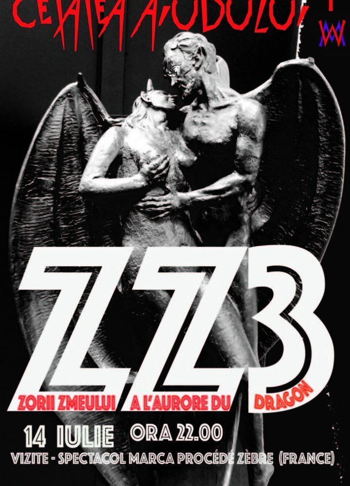 VINERI: Nocturnele în Cetatea Aiudului – Zorii Zmeului, spectacol de teatru pus în scenă la Aiud, de elevi şi actori din Franța