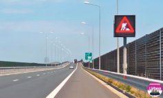 InfoTrafic anunță executarea unor lucrări de consolidare a terasamentului pe Autostrada Sibiu-Deva, în judeţul Alba