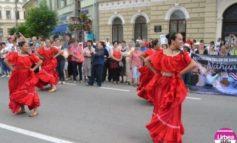 9-11 AUGUST: Festivalul Internațional de Folclor, ediția a VII-a, la Aiud. Trei zile de spectacole cu ansabluri folclorice din 9 țări