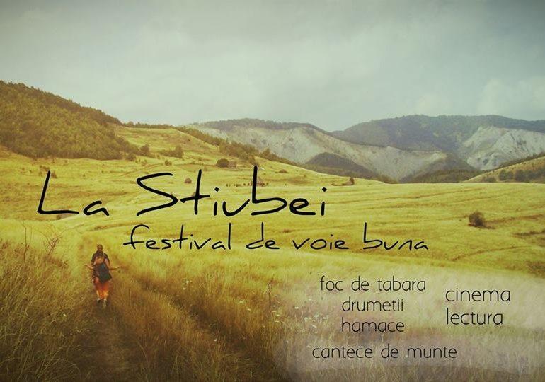 """20-23 IULIE: Prima ediţie a Festivalului de voie bună """"La Ştiubei"""", în Poşaga de Jos. Vezi programul evenimentului"""