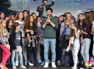 FOTO-VIDEO: DeMoga Music Junior Camp. Albaiulianul Marius Moga și echipa DeMoga Music, în tabără cu 100 de copii