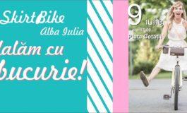 9 IULIE: O nouă ediţie Skirt Bike, la Alba Iulia. Parada celor mai frumoase biciclete, conduse de fete cochete şi băieţi cool, în Cetatea Alba Carolina