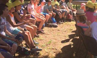 5-12 IULIE: Tabăra Internațională de Creație, la Sebeș. Participă copii din Ungaria, Slovacia și Cehia