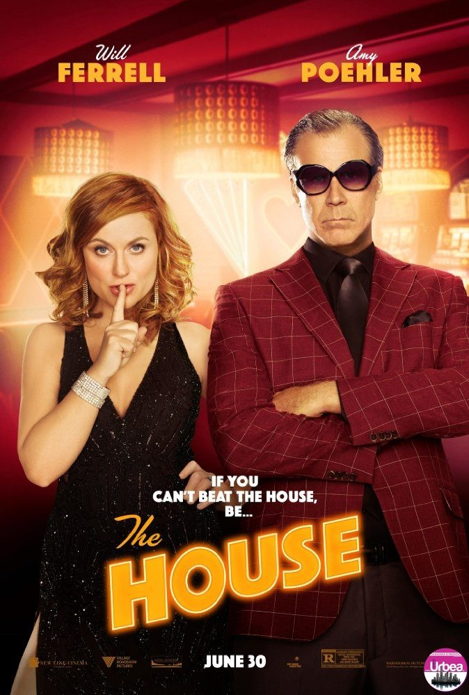 """The House (Operaţiunea """"Cazinoul"""") [premieră la cinema din 7 Iulie]"""