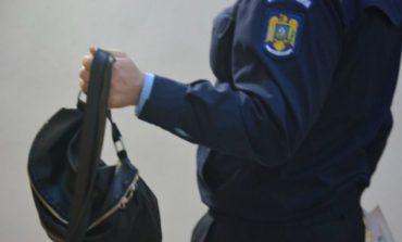 Un gest simplu al polițiștilor, motiv de bucurie pentru doi bunici
