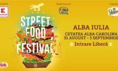 31 august – 3 septembrie: Cel mai mare Street FOOD Festival din România va ajunge la Alba Iulia. Patru zile pline de surprize pentru albaiulieni și turiști