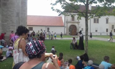 """VIDEO: """"Zilele Medievale ale Bălgradului"""", la Alba Iulia. Cei mici au fost în centrul atenției, duminică dimineața"""