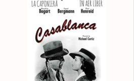 """Sâmbătă: Proiecție de film în aer liber. """"Casablanca"""", la Caponiera din Cetatea Alba Carolina"""