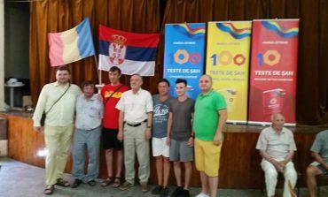 FOTO: Șahiștii albaiulieni au câștigat turneul de la Râtișor – Serbia
