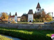 Fondurile Regio finanțează lucrările de reparații de la ansmblul Bisericii Evanghelice fortificate Agnita