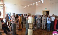 """FOTO: Tabăra Internaţională de Artă """"Ioan Inochentie Micu Klein"""" de la Blaj a ajuns la final. Peste 70 de lucrări expuse la Muzeul de Istorie"""