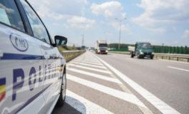 Sancționați pentru viteză excesivă pe autostrăzi