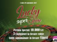 (P) Premii super atractive la Game World Alba Mall. Nu rata campania Super Lucky Spin în fiecare vineri!
