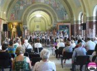 """FOTO: Ansamblul folcloric ,,Siretu"""" din Strășeni, Republica Moldova a petrecut o zi de neuitat la Alba Iulia, ca oaspeți ai Bibliotecii Județene ,,Lucian Blaga"""" Alba."""