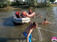 Doi adolescenți, în vârstă de 17 și respectiv 13 ani au murit înecați în râul Mureș, pe raza comunei Vințu de Jos