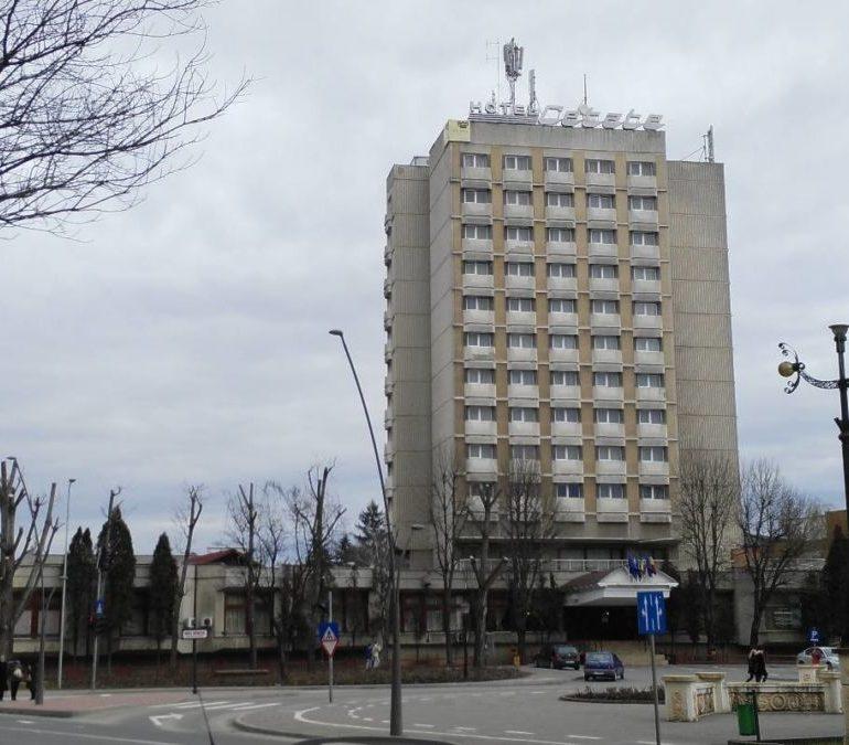 Reabilitarea și înlocuirea instalației de dirijare a traficului din zona Hotel Cetate