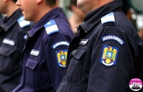 Hoț prins de un jandarm din Alba, aflat în timpul liber, după ce a vrut sa fure dintr-un magazin din Micești