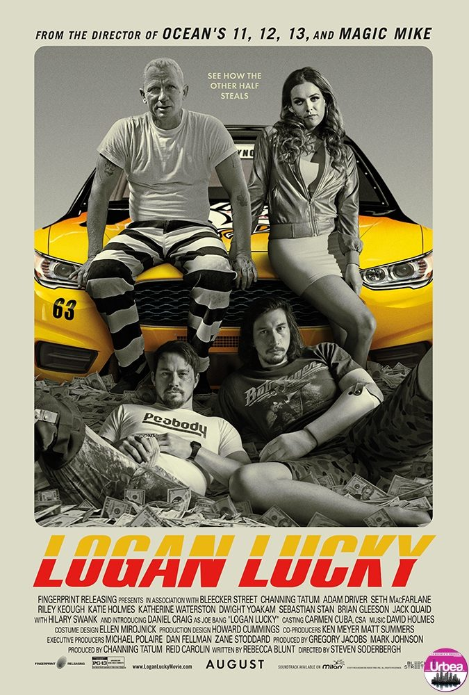 Logan Lucky [premieră la cinema din 29 Septembrie]