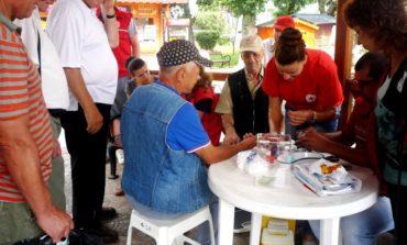 Primăria Sebeș: Peste 270 de persoane consultate și 60 de litri de apă distribuiți, joi, la punctele de prim ajutor amplasate în municipiu