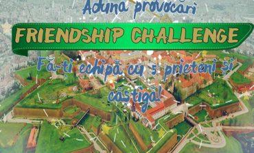 """Duminică: """"Friendship Challenge"""" la Alba Iulia. Competiţie de explorare a Cetăţii Alba Carolina"""