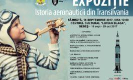 """Sâmbătă: Expoziția """"Istoria aeronauticii din Transilvania"""", la Sebeş"""