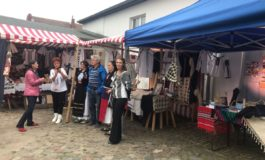 FOTO ADR Centru: Regiunea Centru devine tot mai cunoscută pentru locuitorii Landului Brandenburg. Cetăţenii germani au descoperit la ei acasă frumuseţea folclorului şi tradiţiile regiunii noastre