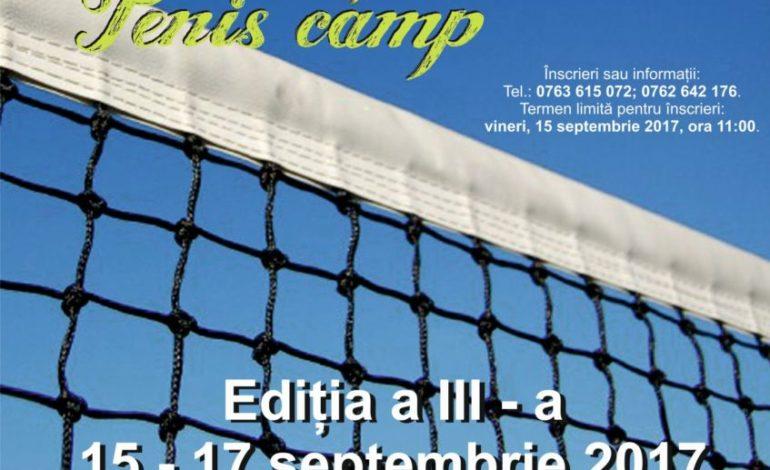 """15-17 septembrie: Cupa """"Florea Grup"""" la tenis de câmp, a treia ediție, la Alba Iulia"""