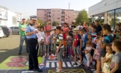 """SÂMBĂTĂ: """"Verde la educație pentru circulație"""" în parcările magazinelor Lidl din judeţul Alba"""
