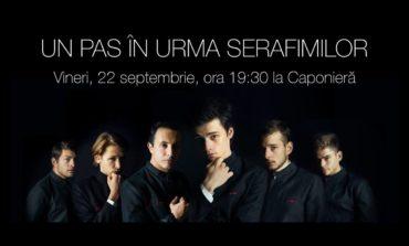 Week-end cultural la Alba Iulia: Două seri de film la Caponiera din spatele Palatului Apor
