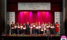 FOTO: Premii pentru elevi și recepție privată pentru dascăli, oferite de Primăria Sebeș, cu ocazia Zilei Internaționale a Educației