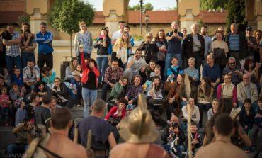 VINERI: Garda Apulum prezintă ultimul spectacol de reconstituire istorică din acest sezon