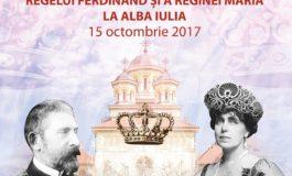 DUMINICĂ: Ziua Încoronării  Regelui Ferdinand și a Reginei Maria la Alba Iulia, marcată prin expoziţii, conferinţe şi concerte. Program