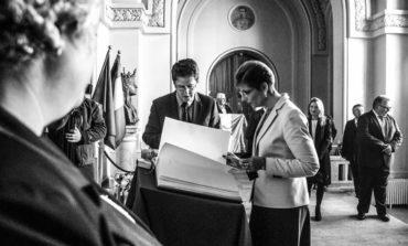 FOTO: Ziua Încoronării la Alba Iulia. ASR Principesa Maria a României a fost prezentă la evenimentele organizate de minicipalitate