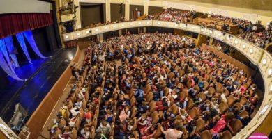 """Teatrul de Păpuși """"Prichindel"""" Alba Iulia, premiat la Festivalul Internațional al Teatrelor de Păpuși și Marionete """"Puck"""", Cluj-Napoca"""