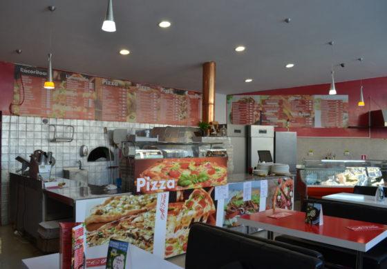 FOTO: O nouă pizzerie în Alba Iulia. Al'Forno vă aşteaptă cu diferite sortimente de pizza şi specialităţi turceşti