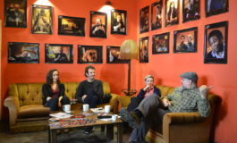 """FOTO-VIDEO: Regizorul artistic al unei """"Nopţi pariziene"""" şi AG Weinberger, la o cafea cu albaiulienii. Detalii din spatele evenimentelor de marţi seara de la FITAB 2017"""